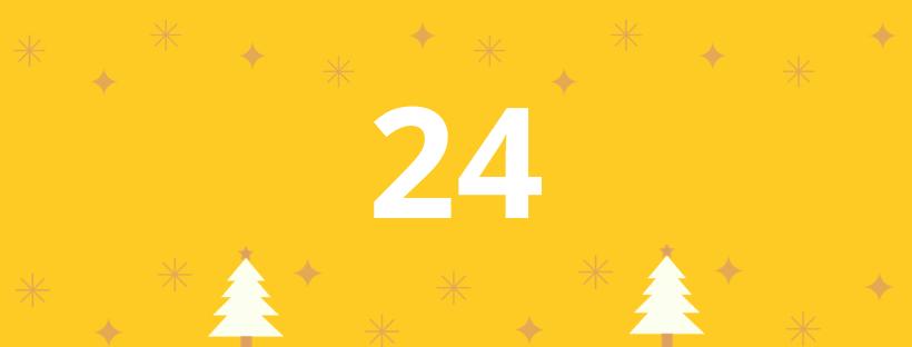24. deň: Tichá noc