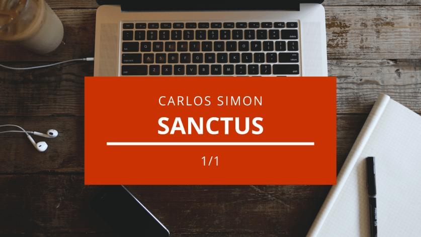 Carlos Simon: Sanctus