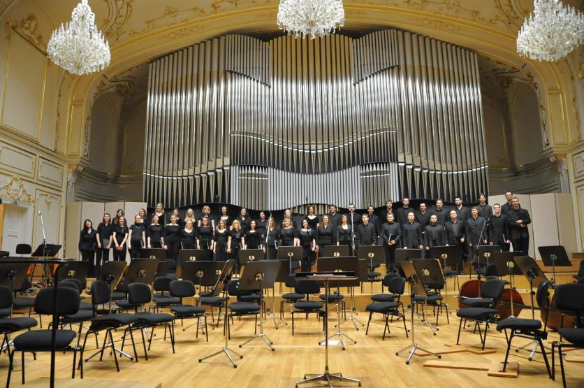 Spevácky zbor Technik STU sa pripravuje na výnimočné koncerty