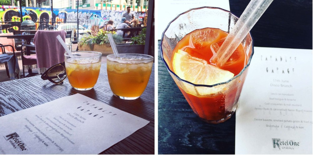 Ketel One Brunch at Paradise Garage - Sated Online