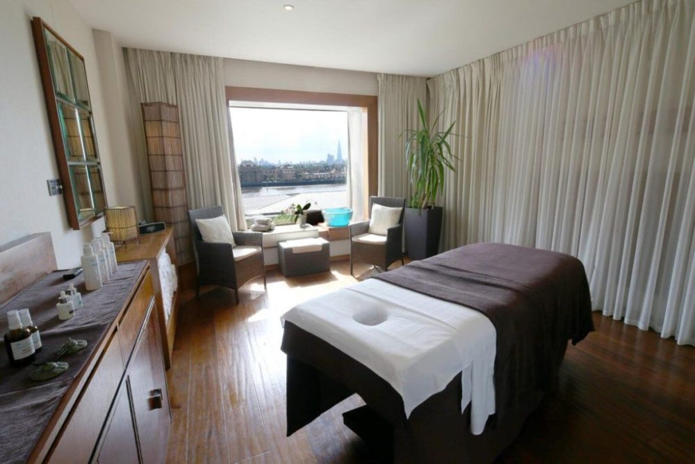Treatment Suite at Canary Riverside Plaza
