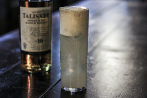 London Cocktail Week 2017 Late Glory Fizz - Worship Street Whistling Shop Bottle