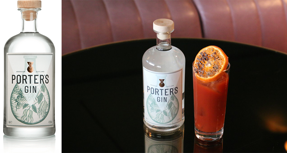 Porter's Gin and Dandelyan London Cocktail Week