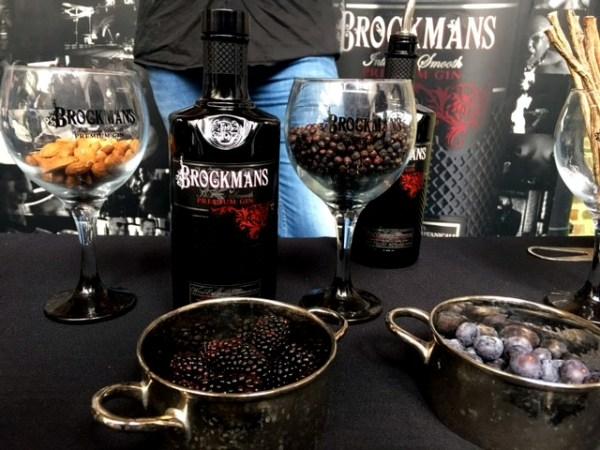 Gin Festival 2017 Brockmans Premium Gin
