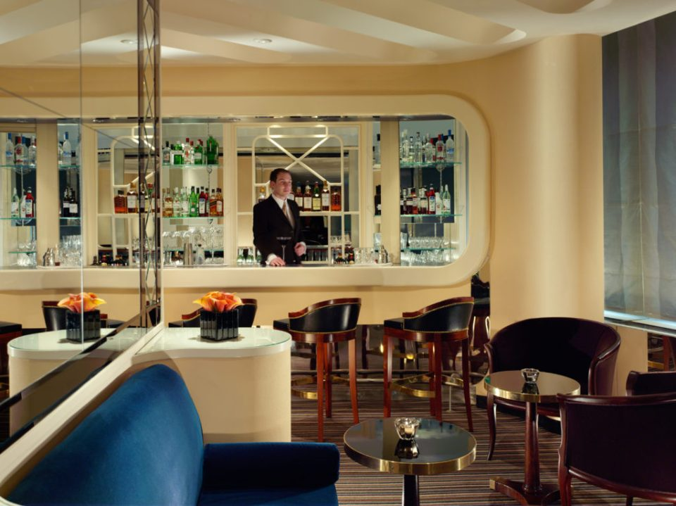 American Bar at The Savoy Best Bars in London The World's 50 Best Bars