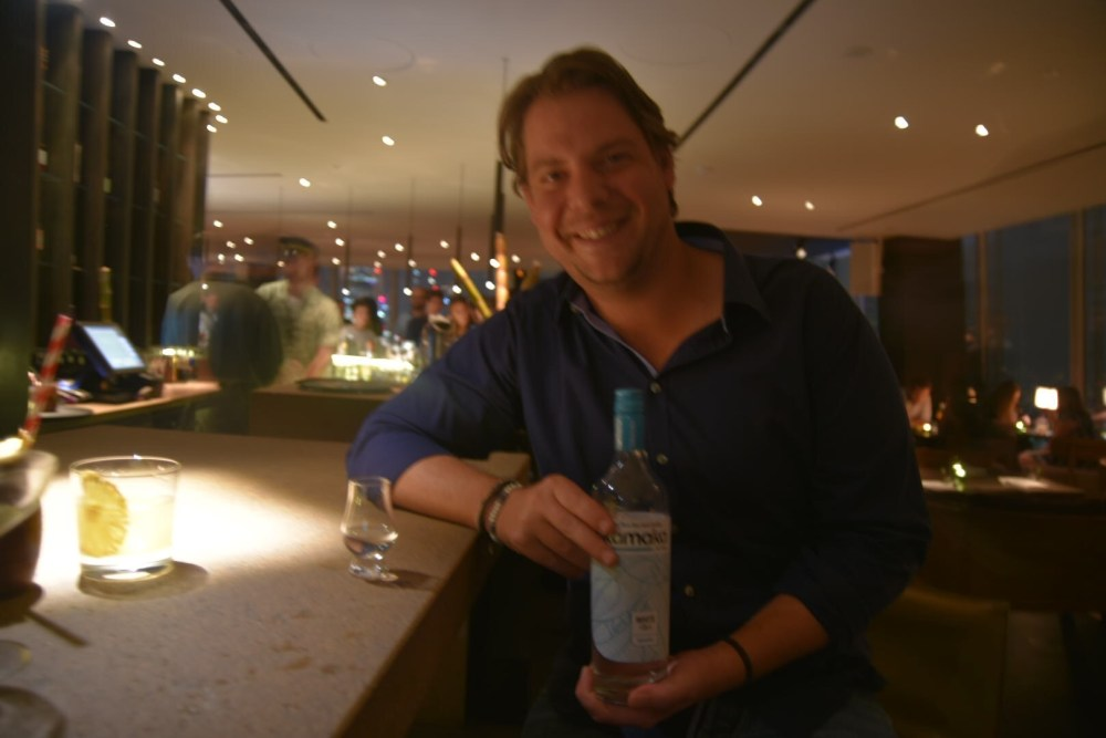 Bernard d'Offay Oblix at The Shard, Takamaka Tiki Takeover with Jamie Jones