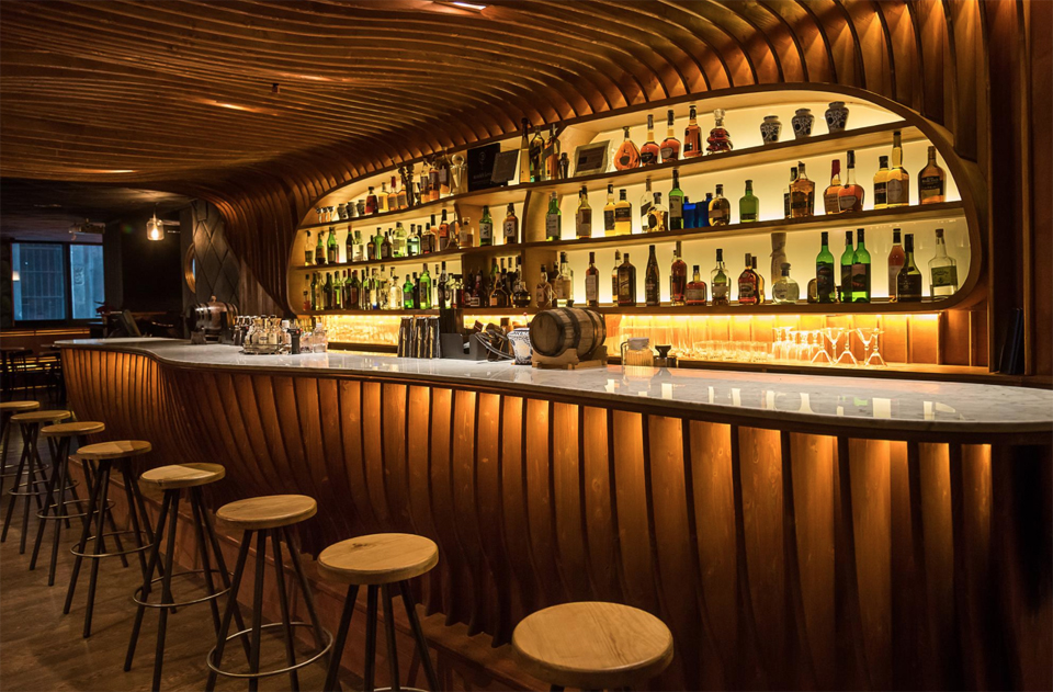 Paradiso The World's 50 Best Bars