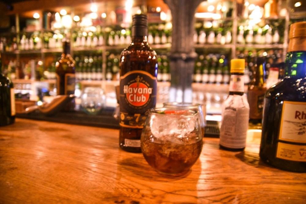 Havana Club 7 Old Fashioned Week 2017