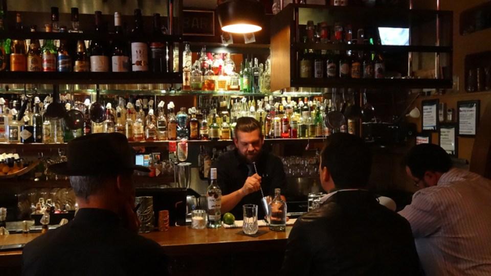 Black Pearl The World's 50 Best Bars