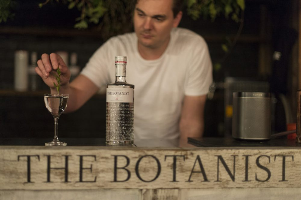 """Into the Wild"" with The Botanist Gin and Sager + Wilde"