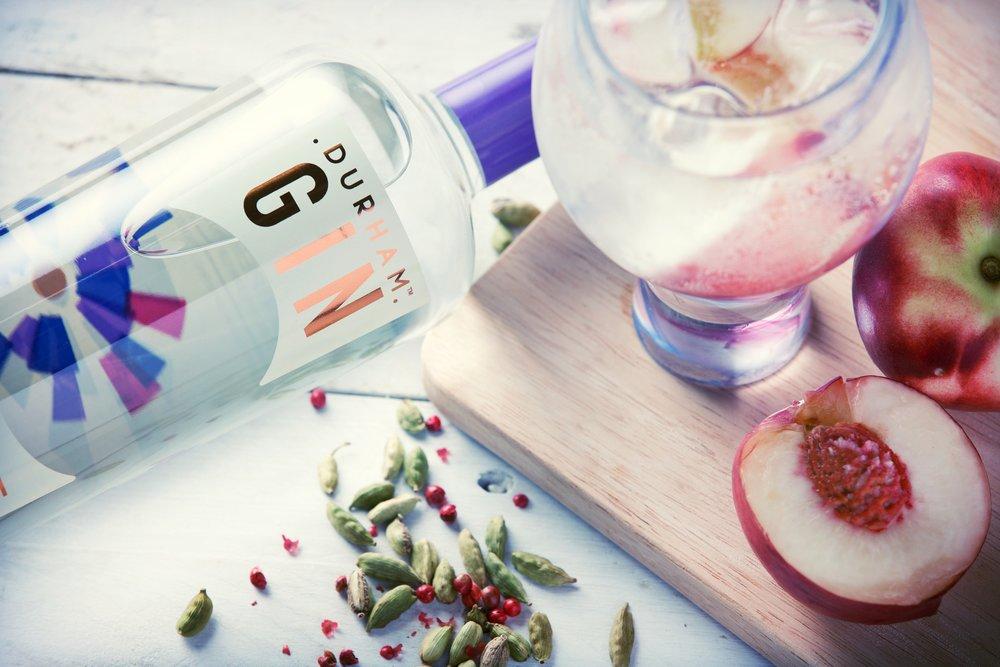 Durham Gin Jess Tomlinson