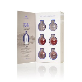 THE LAKES DISTILLERY BAUBLE 6-PACK GIFT SET