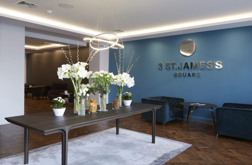 3 St James's Square Wellness Members' Club Review
