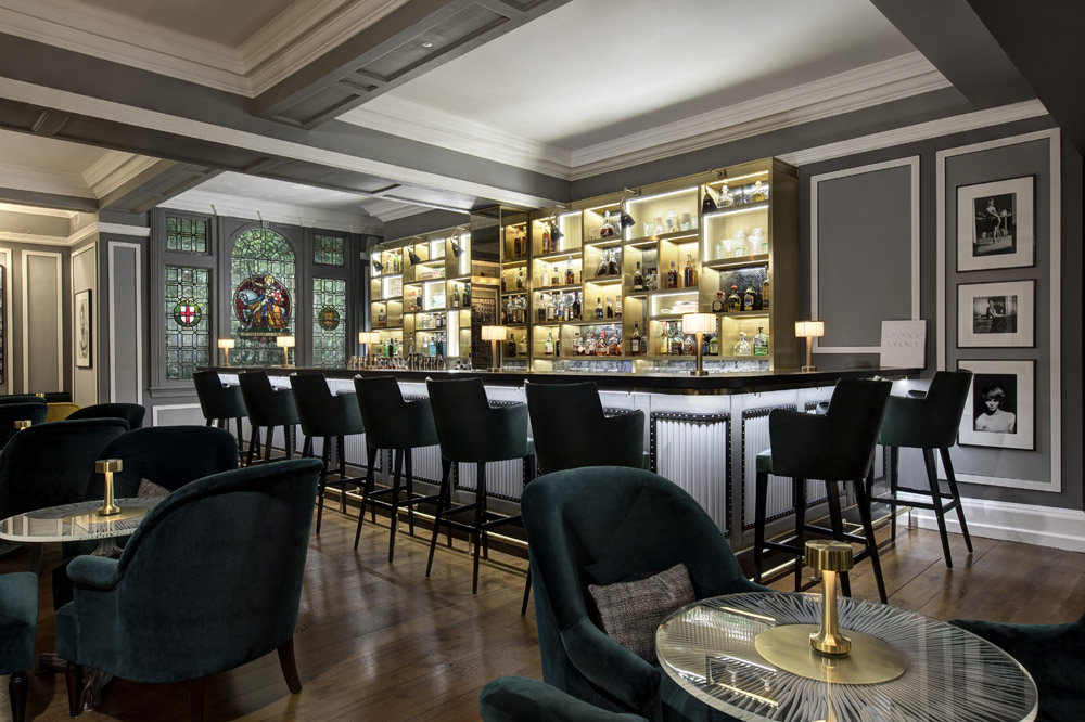 Donovan Bar reopens with new menu from Salvatore Calabrese