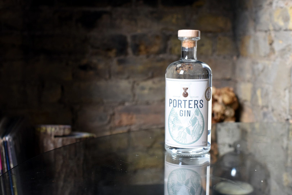 Porter's Gin Review
