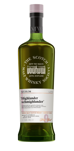 SPECIAL OFFER: Scotch Malt Whisky Society membership + commemorative bottle