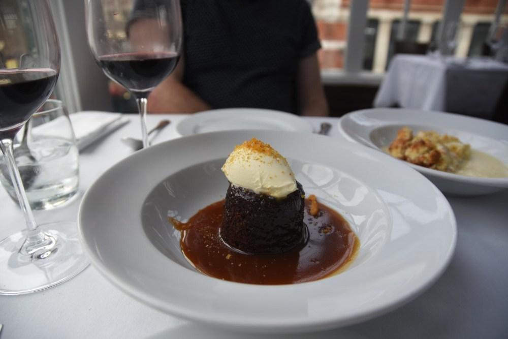 Roast Restaurant Review