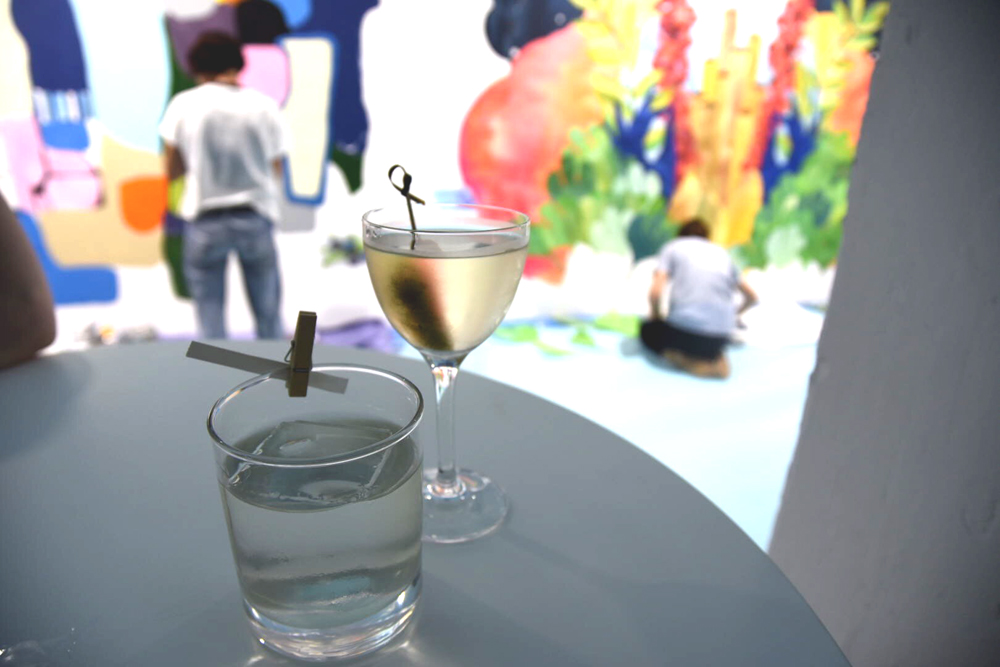 Bombay Sapphire CANVAS Pop-Up Review