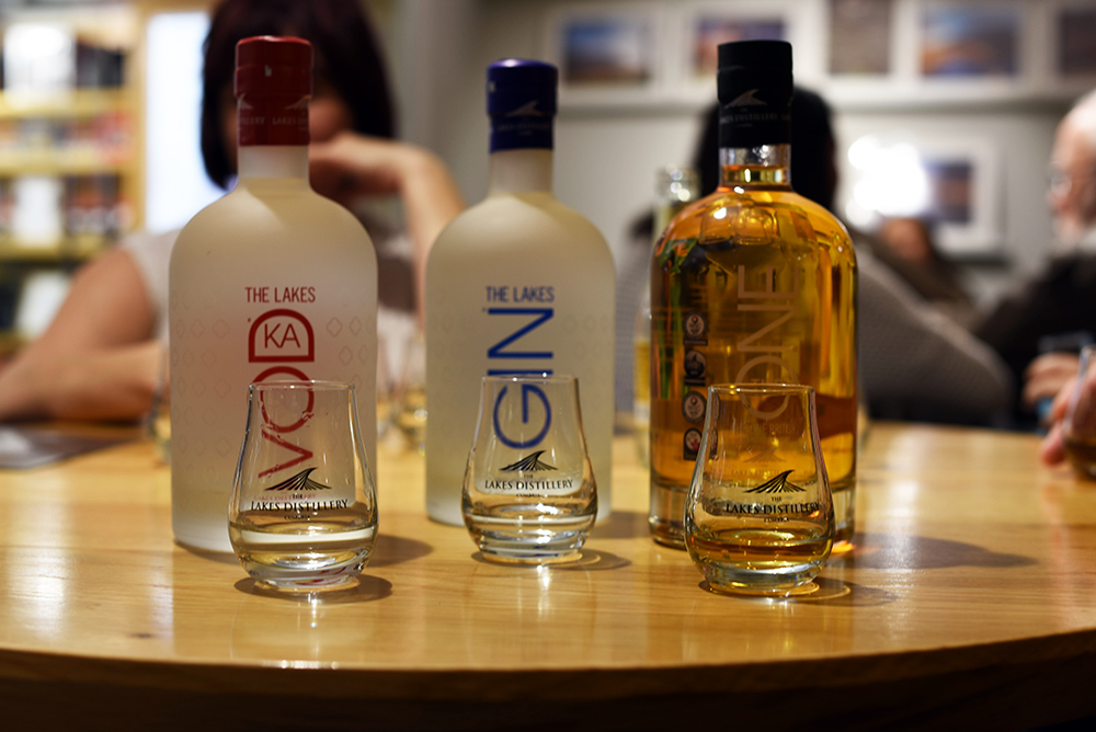 The Lakes Distillery Tour