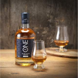 THE ONE WHISKY, PEDRO XIMENEZ FINISH