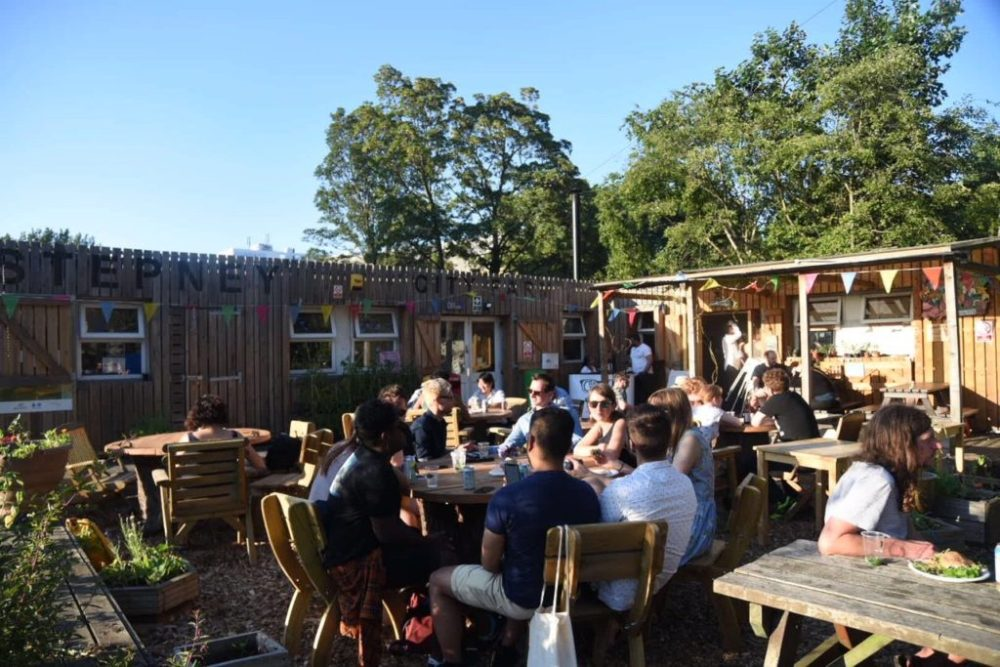 Stepney Spirits & Beer Club BBQ – Last of the Summer Barleywine