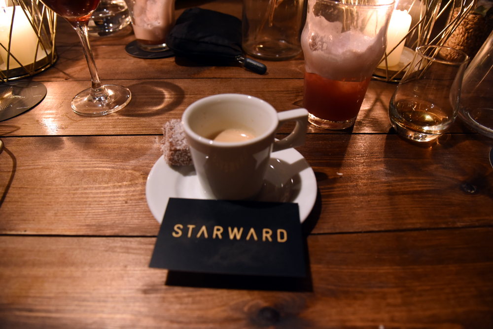 STARWARD Whisky's Ultimate Dinner Party Aussie Style