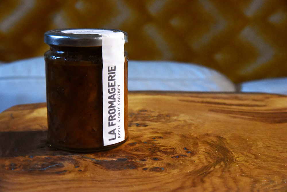 La Fromagerie chutney