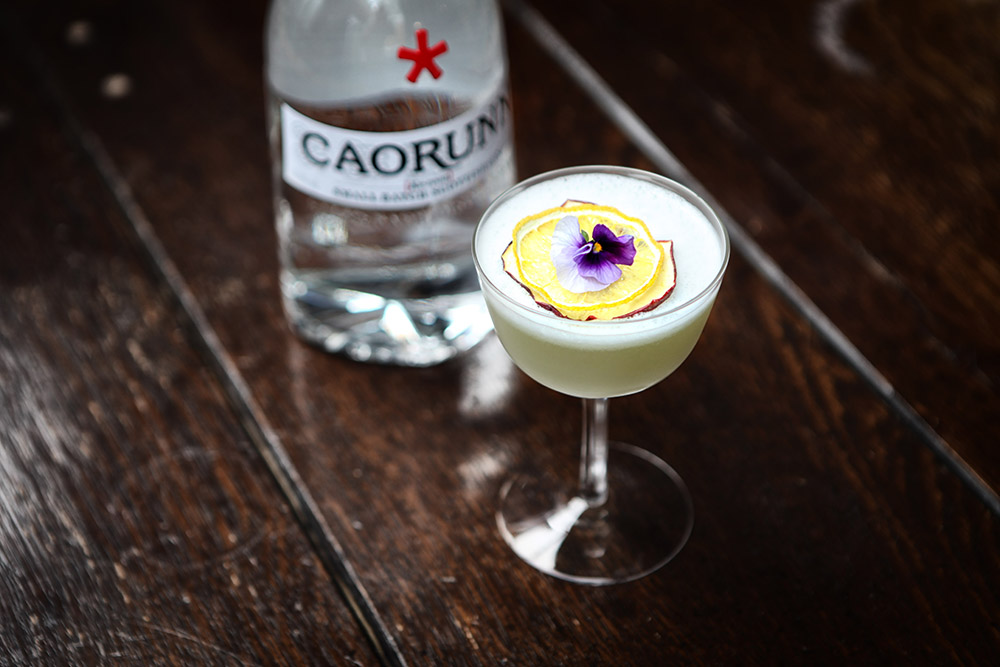The Caorunn Gin Cocktail Collection
