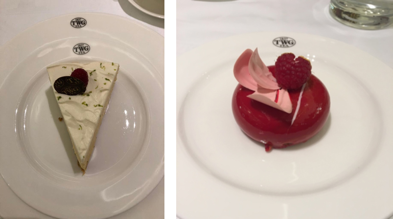 TWG Tea London Launches New Menu for Valentine's Day