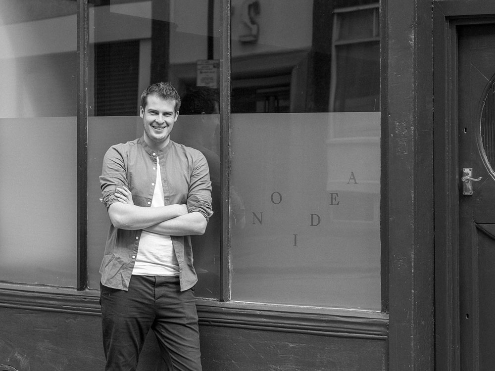 No Idea Restaurant Andrew Sutton