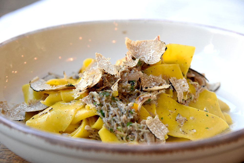 Duck Papardelle