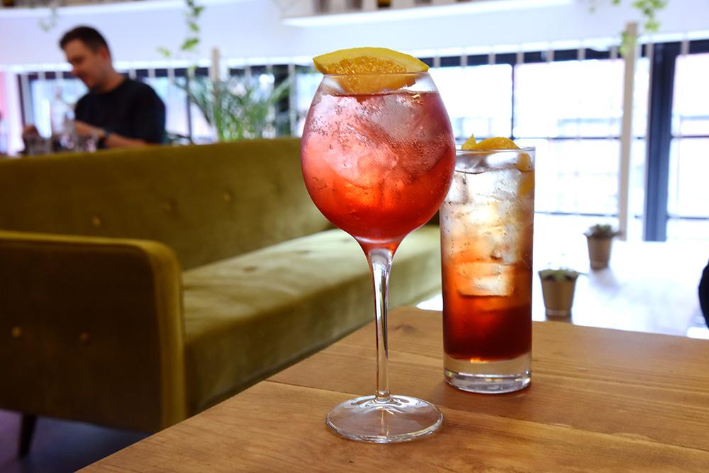 Aperitivi cocktails Pasta Nostra