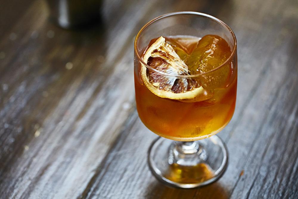Zaffrani cocktail