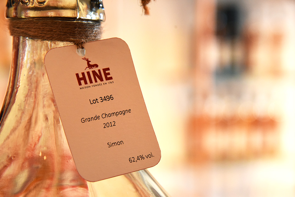 Hine Blending Session