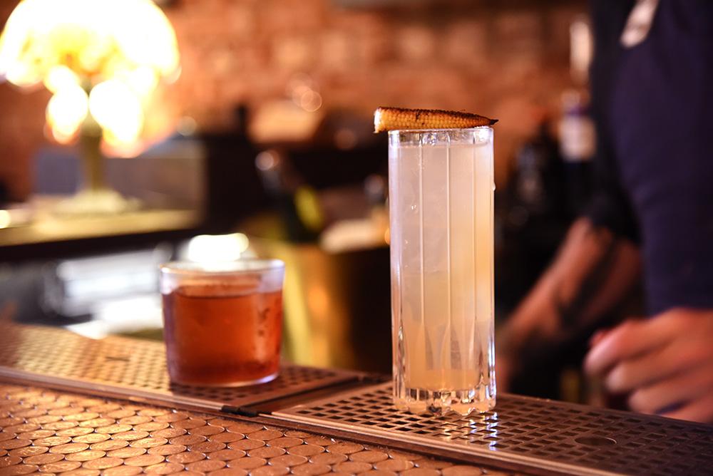 Coupette bar