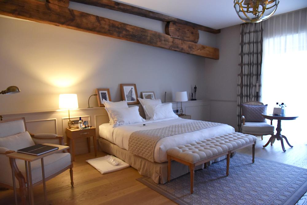 Hotel Chais Monnet Guestroom