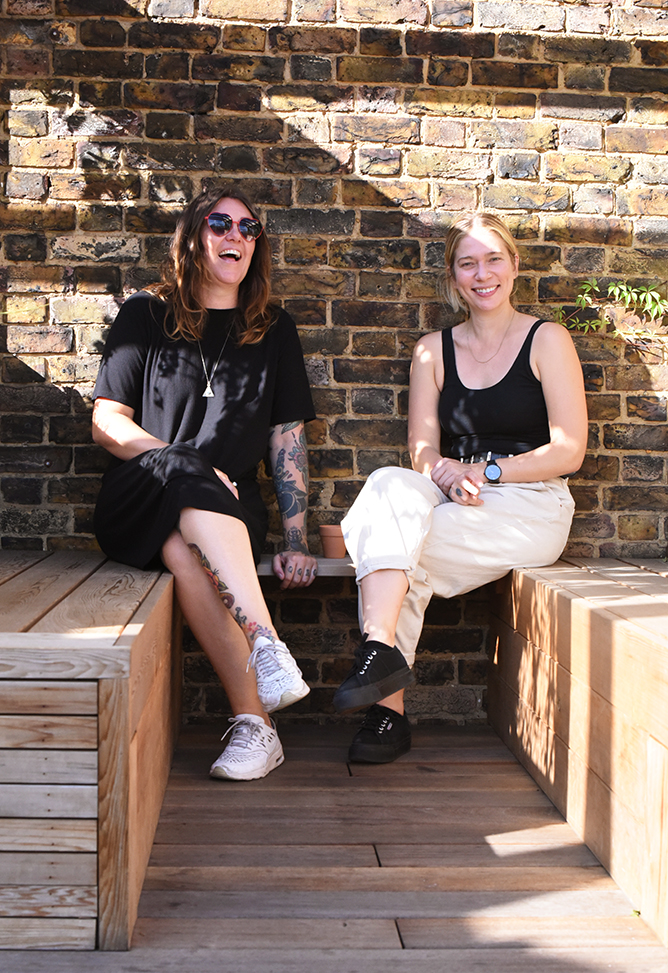 Melanie Symond and Thea Cummings, Founders of London Mezcal Week