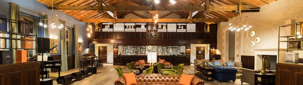Hotel Chais Monnet 1839 Bar