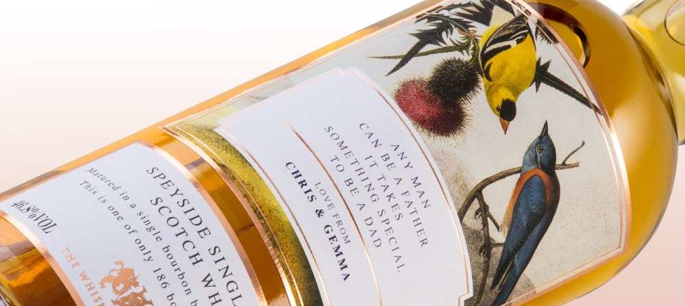 The Whisky Exchange 21-Year-Old Speyside Single Malt Scotch Whisky