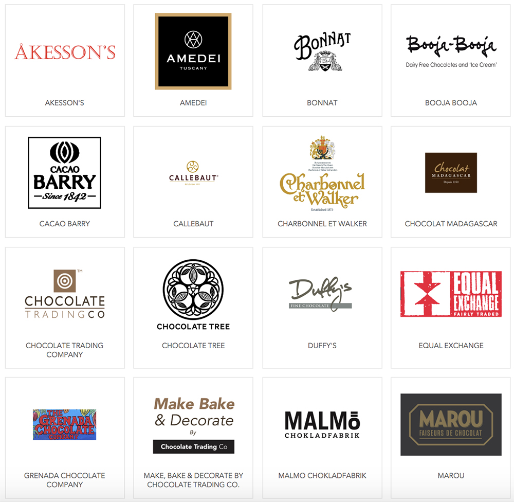Chocolate Trading Company brands