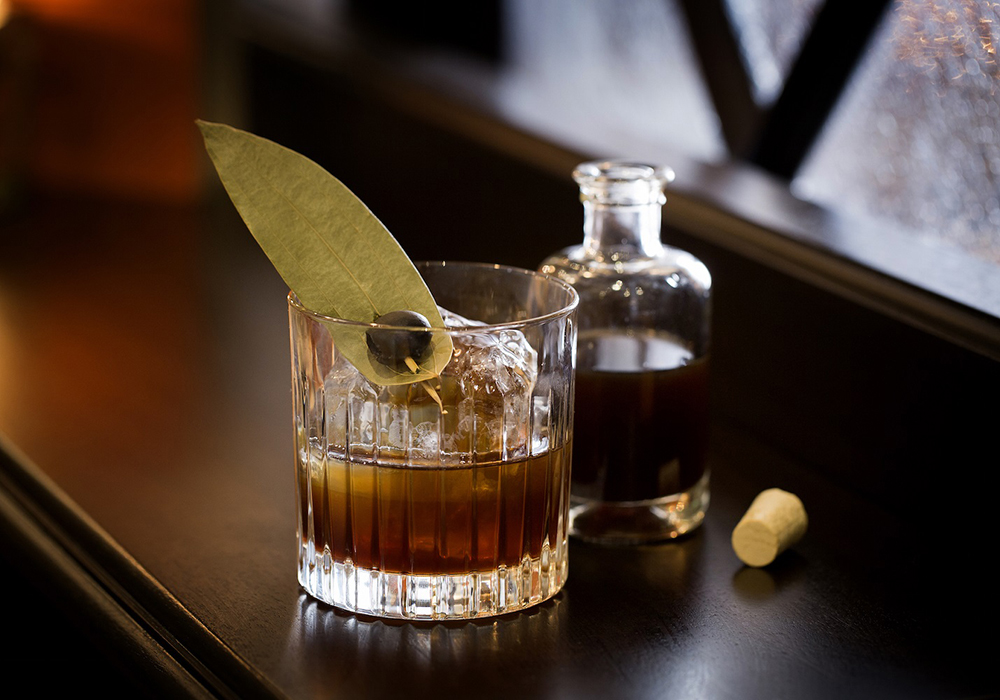Viceroy's Old-Fashioned