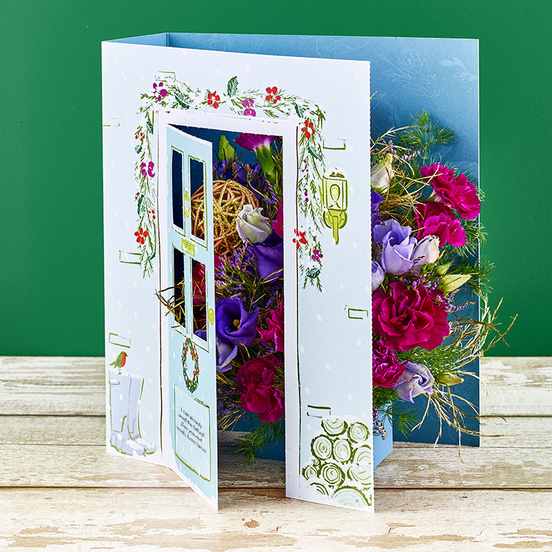 Flowercard Review Christmas