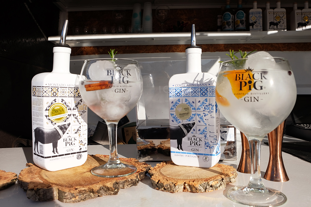 Black Pig Gin Suggested Serves ©Sated Online