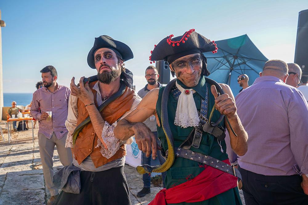 Pirates for Black Pig Rum