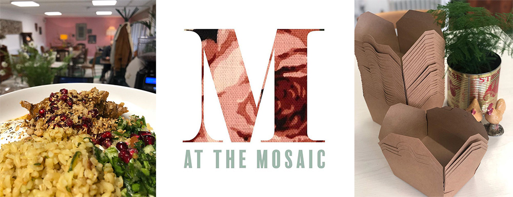 Motehr at the Mosaic