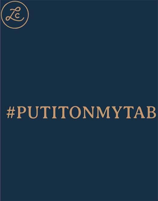#PutItOnMyTab – Liana Collection