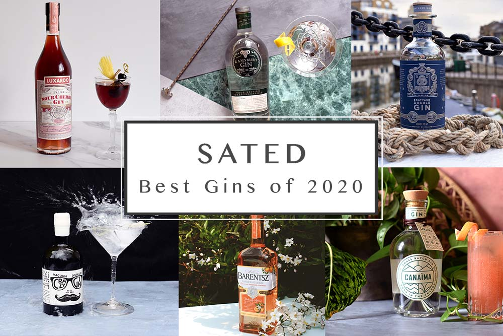 World Gin Day Best Gins of 2020 ©SatedOnline
