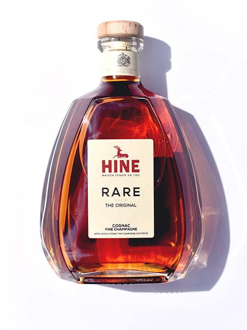 Hine VSOP Rare Cognac top view ©SatedOnline smaller
