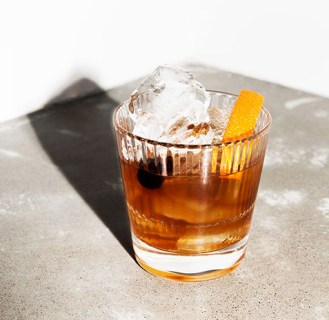 RCS Rum Old Fashioned