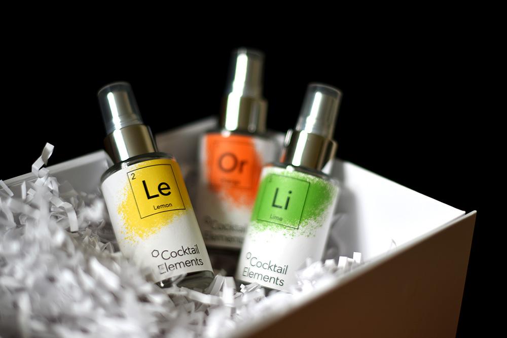 Linden Leaf Cocktail Elements ©SatedOnline